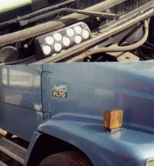 FITS: FREIGHTLINER BUSINESS CLASS 1989-2009 – PART NO.  19535