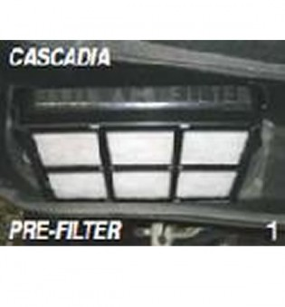 FITS: FREIGHTLINER CASCADIA (PRE-FILTER) 2008-2017- PART NO.  19641